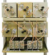 44-FFF-99104-XY Series, 764-869 MHz, Airline Junction Combiners Bird