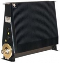 8890-300SC13, 2.5 kW, Ultra Stable, Oil-Dielectric RF Termination Load Bird