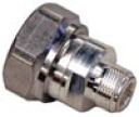 PA-FNME, 7/16 DIN Adapter, N (F) to 7/16 DIN (M) Bird